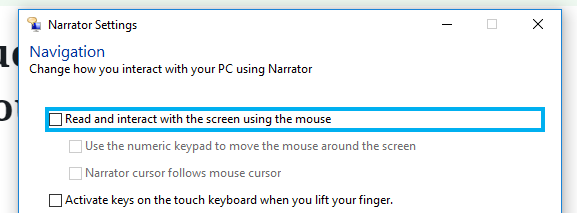 How to remove the Blue outline around everything I click in Windows