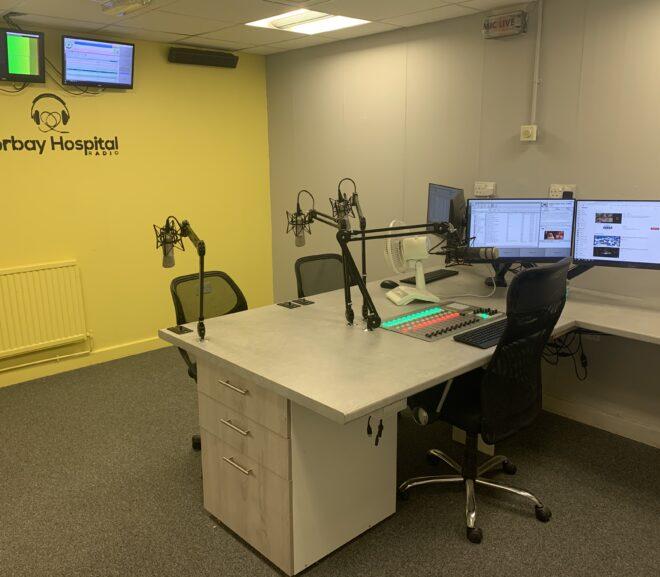 Digital Desk & New Studios!